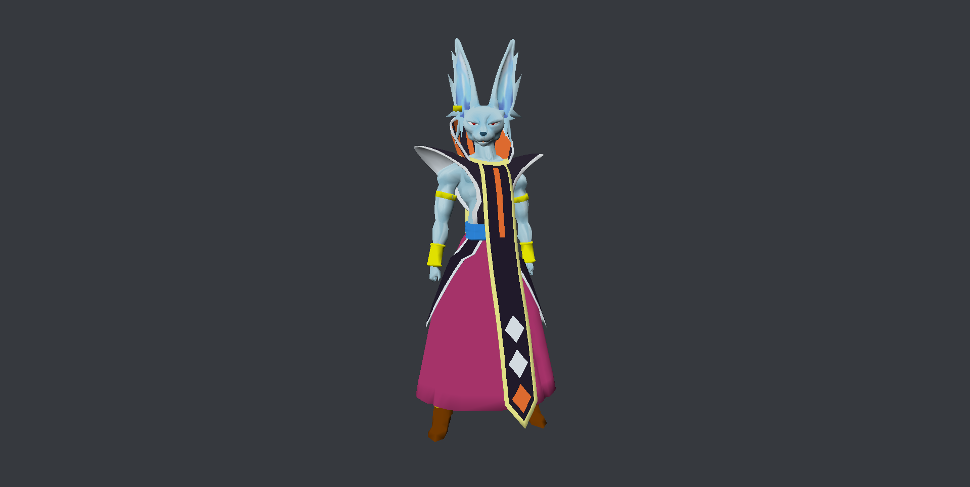 Beerus & Whis Fusion