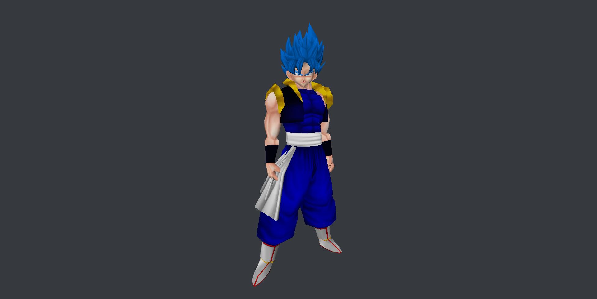 Goku Audience Fusion (4D God Broly Movie)