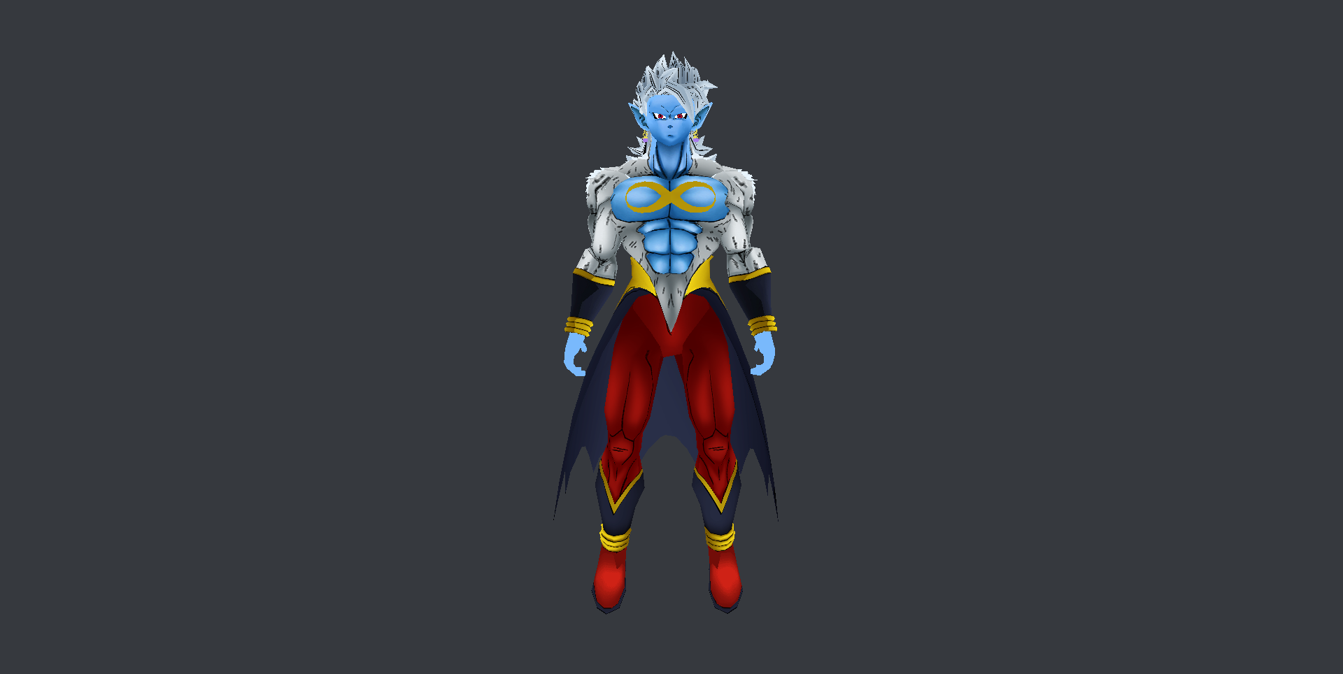 Xenoverse Characters
