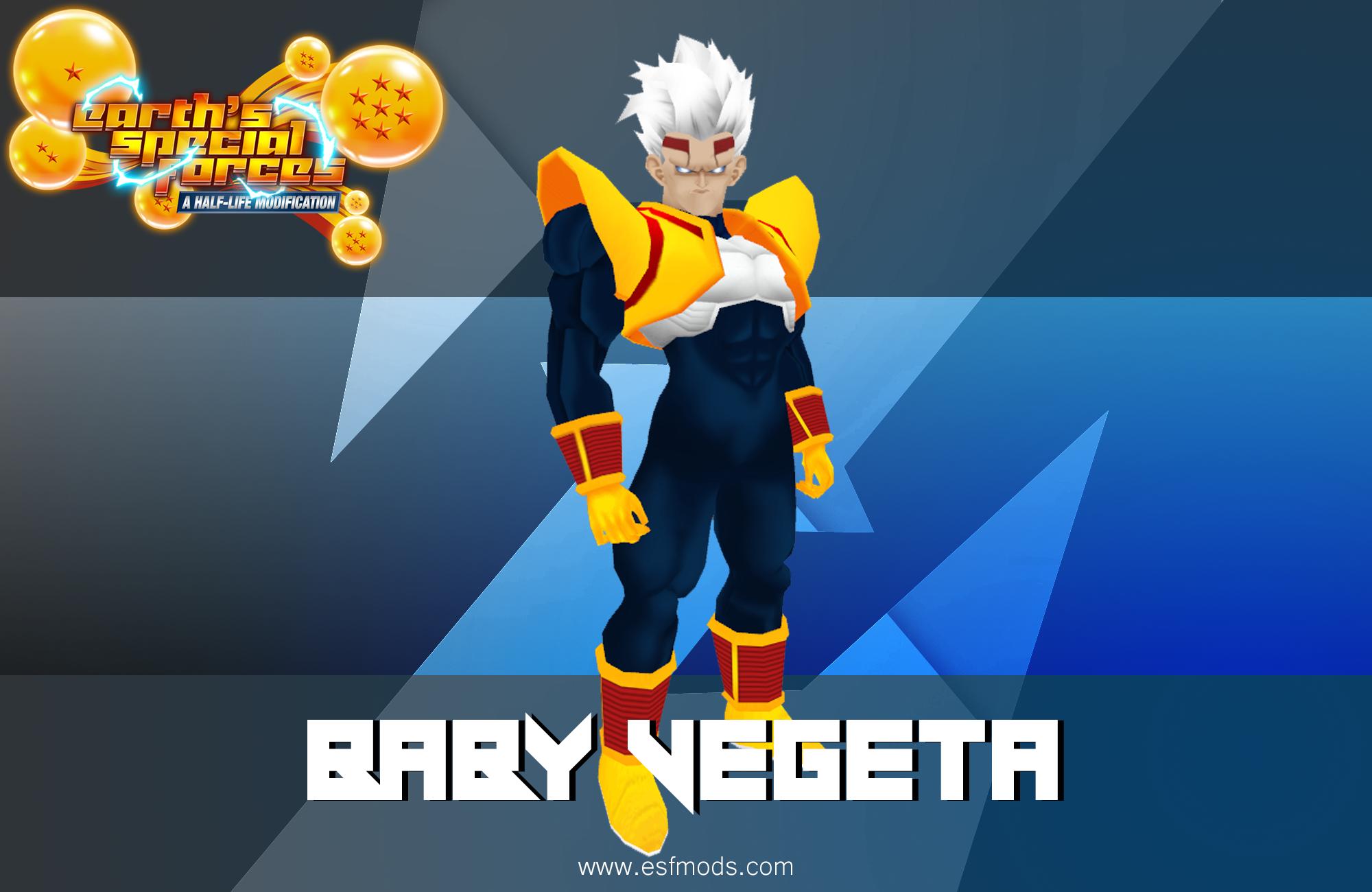 Baby Vegeta