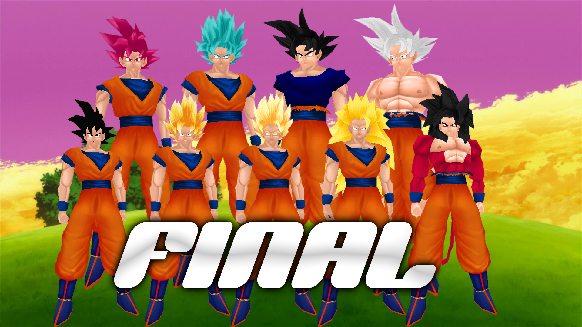 Goku Pack v1.2 *Final*
