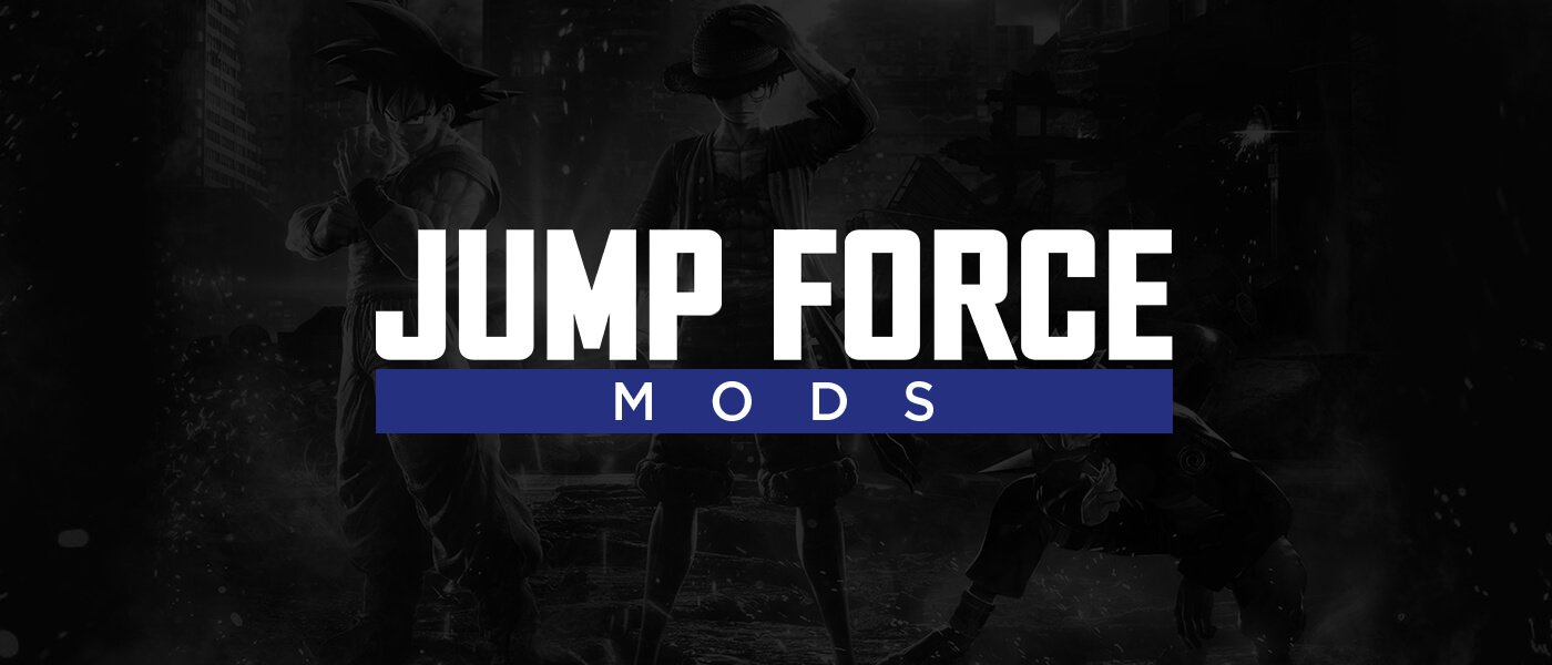 Modding has begun for Jump Force!
