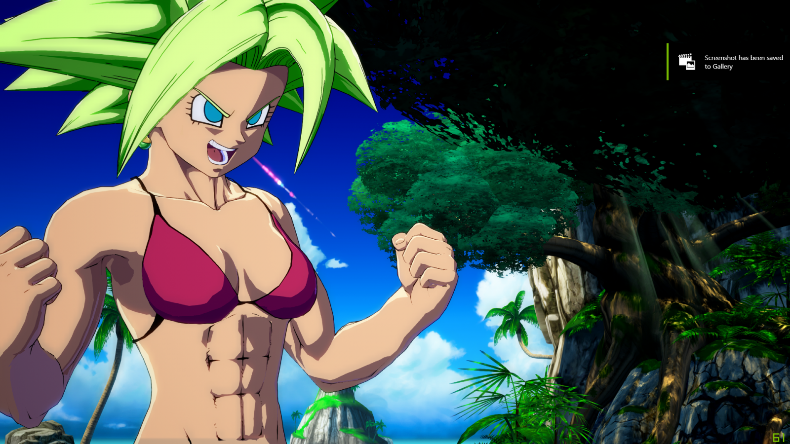 Kefla ( Bikini ) - FighterZ Mods
