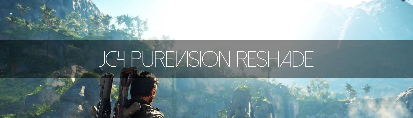 JC4 PUREVISION RESHADE (Vibrant)