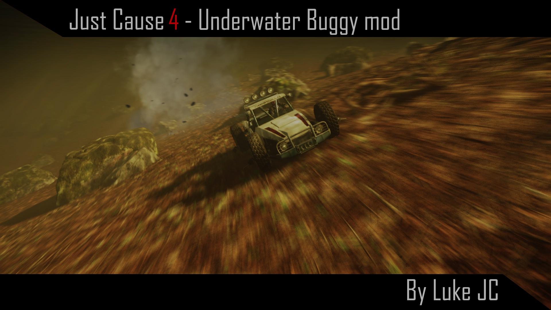 Underwater Buggy