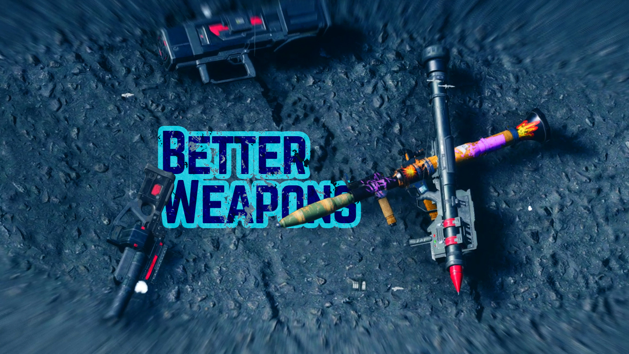 Better Weapons Modpack
