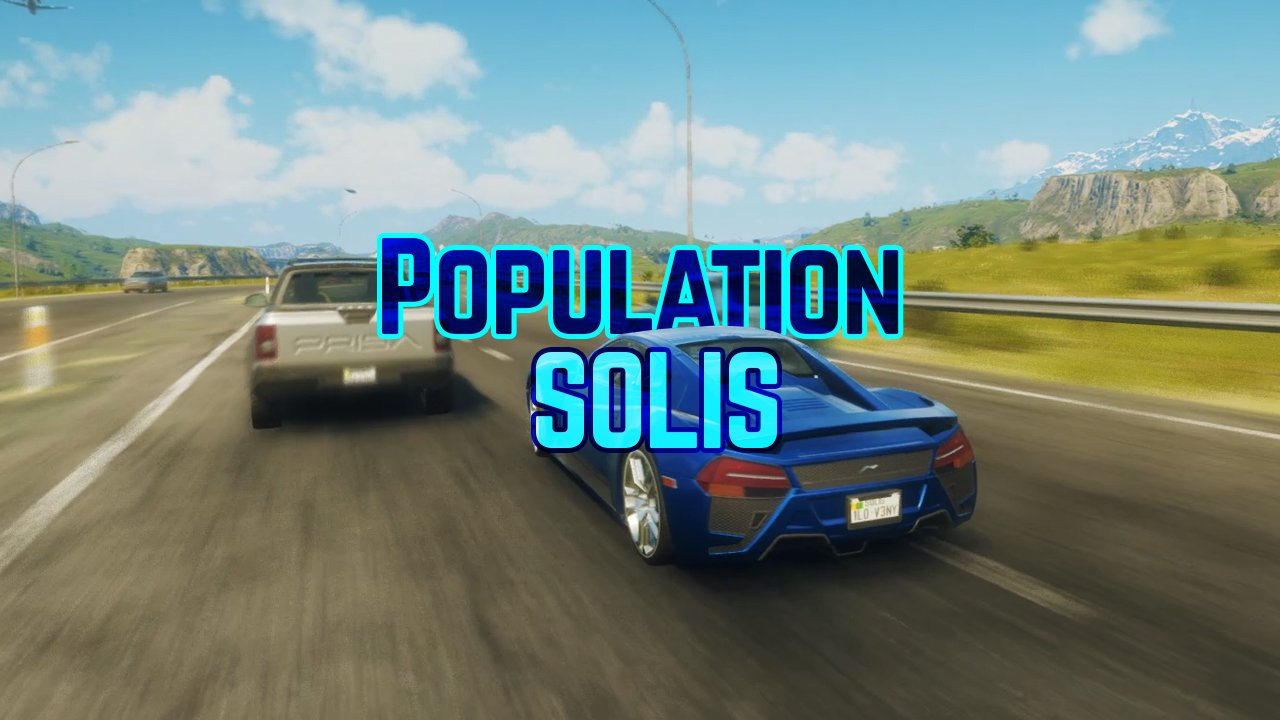 Population Solis