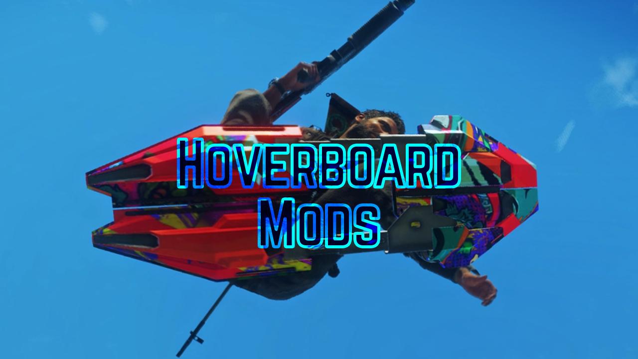 Hoverboard Edits
