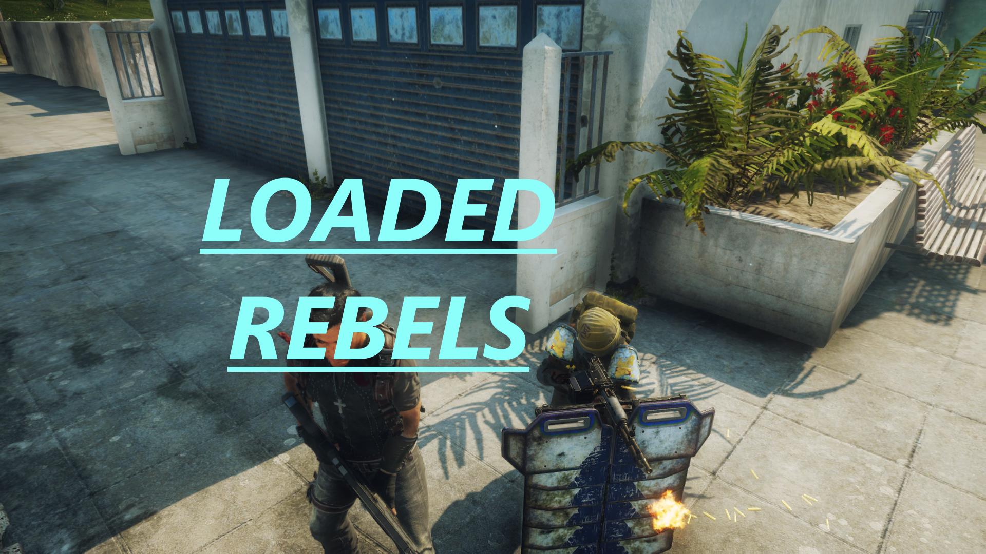 Loaded Rebels – Improve the AI Rebel Armory