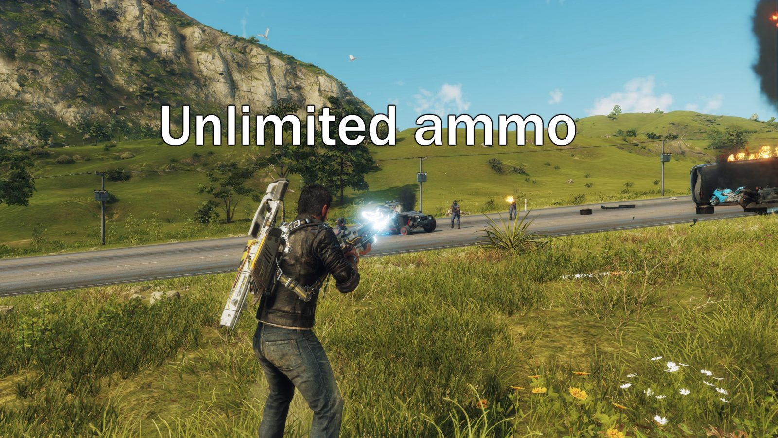 Unlimited Ammo