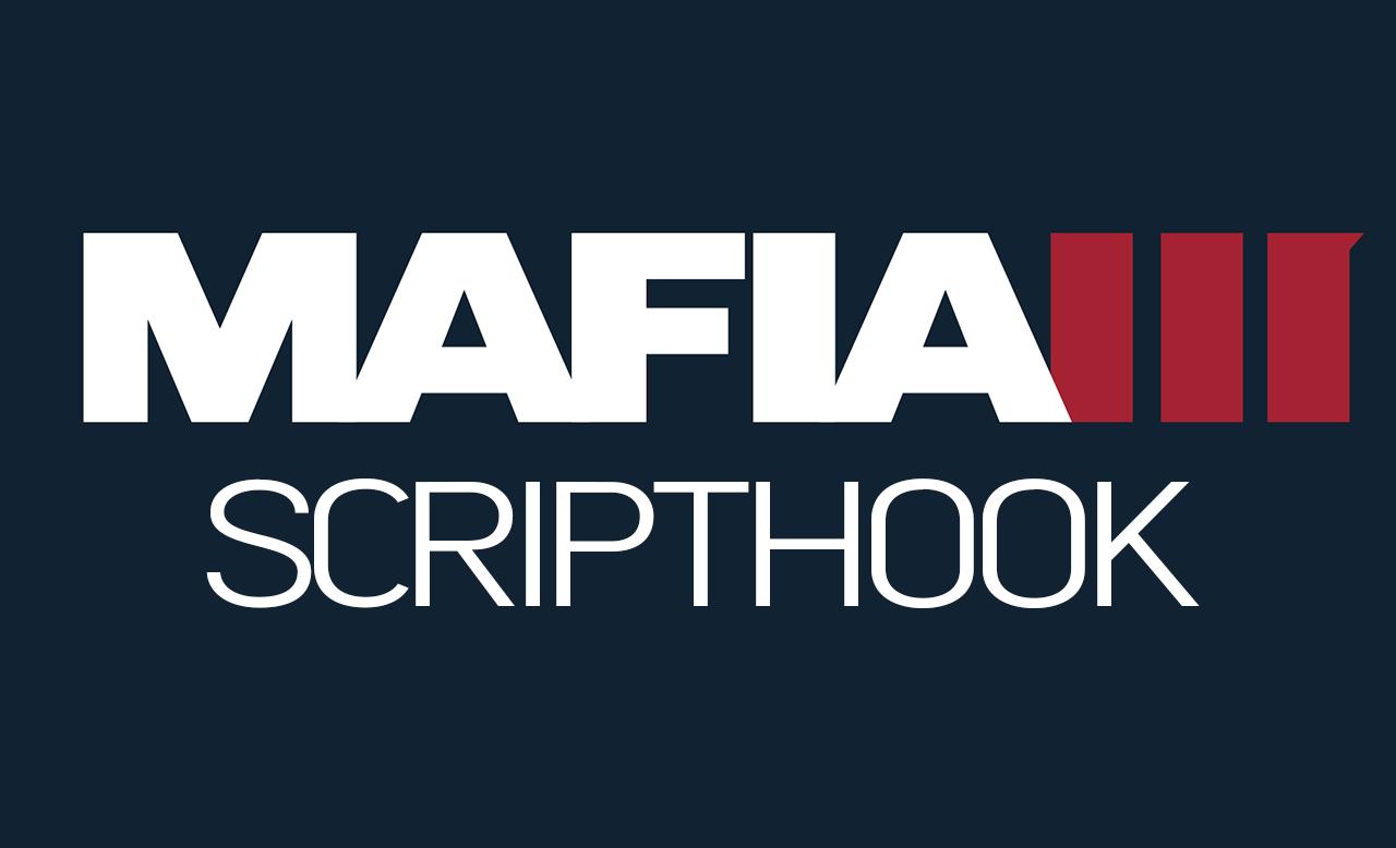 Mafia 3 ScriptHook