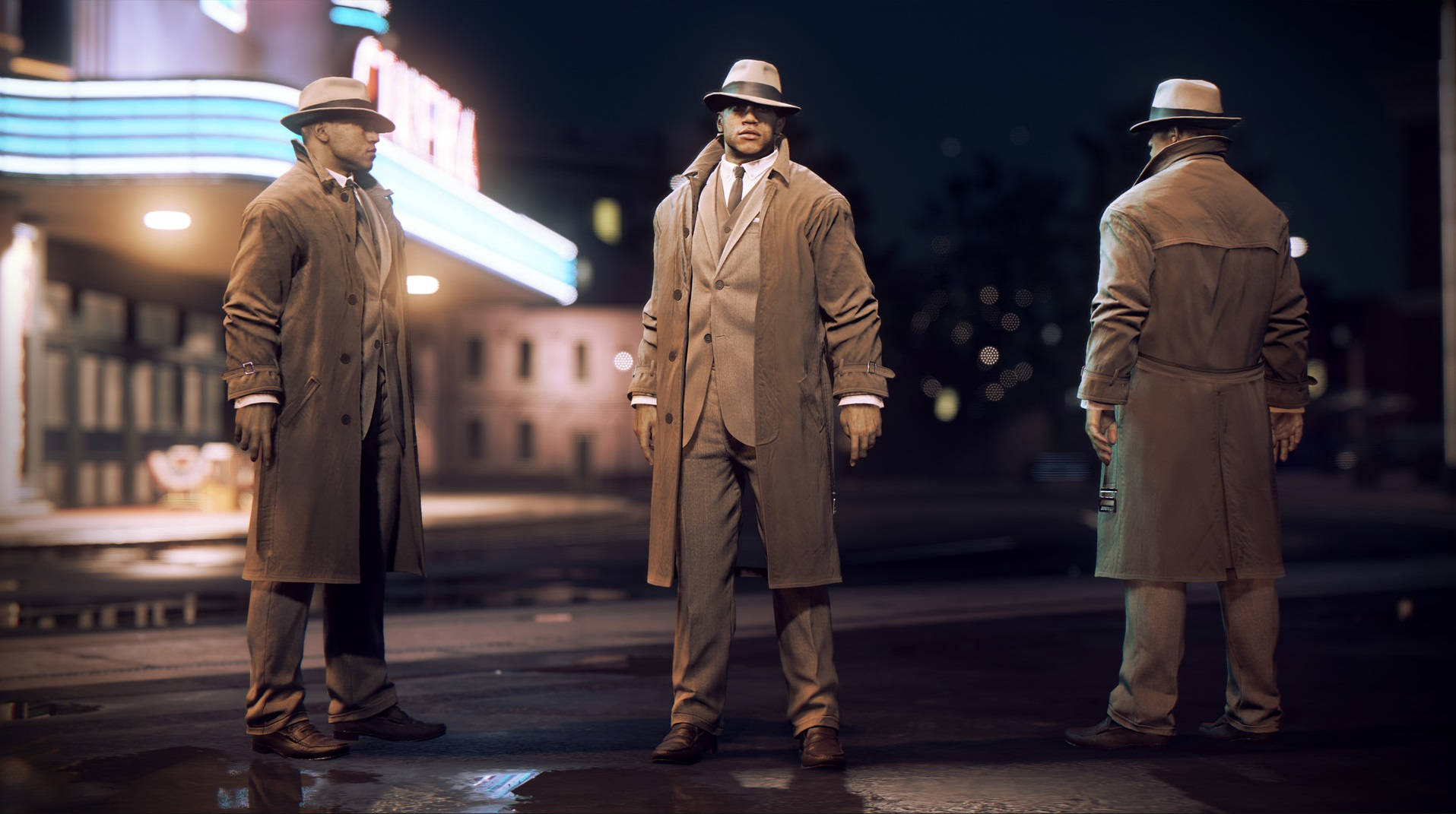 Fist Person Mod + NoFuckingGrindMod + Classico Outfit (Offline Game Copy) No 2K Account needed.