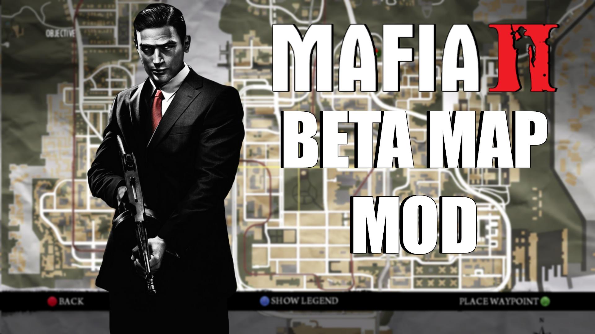 MAFIA II BETA MAP (BY GROUP 2009)
