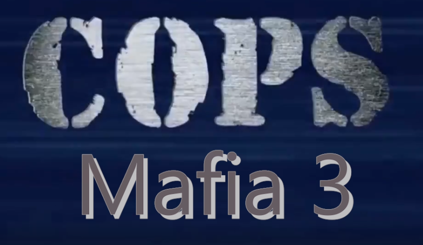 Mafia 3 Cops Mod/Collection