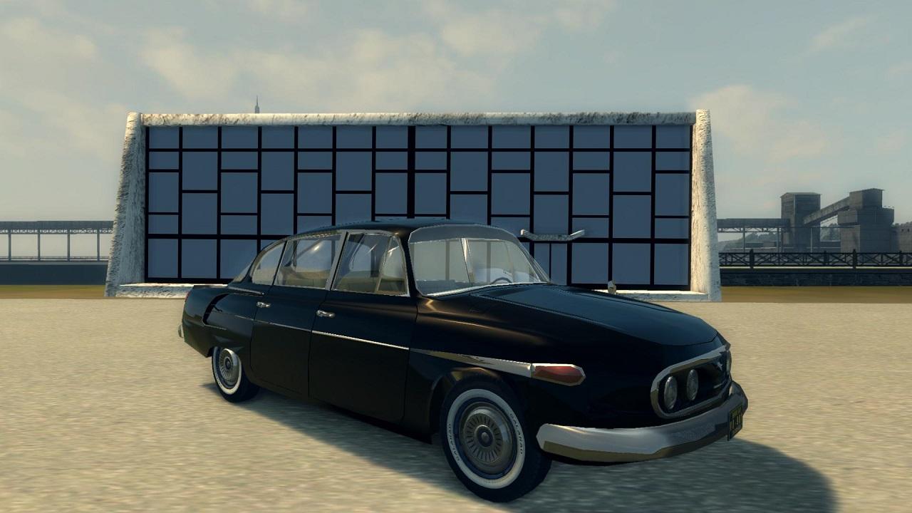 Mafia 2 – Tatra 603