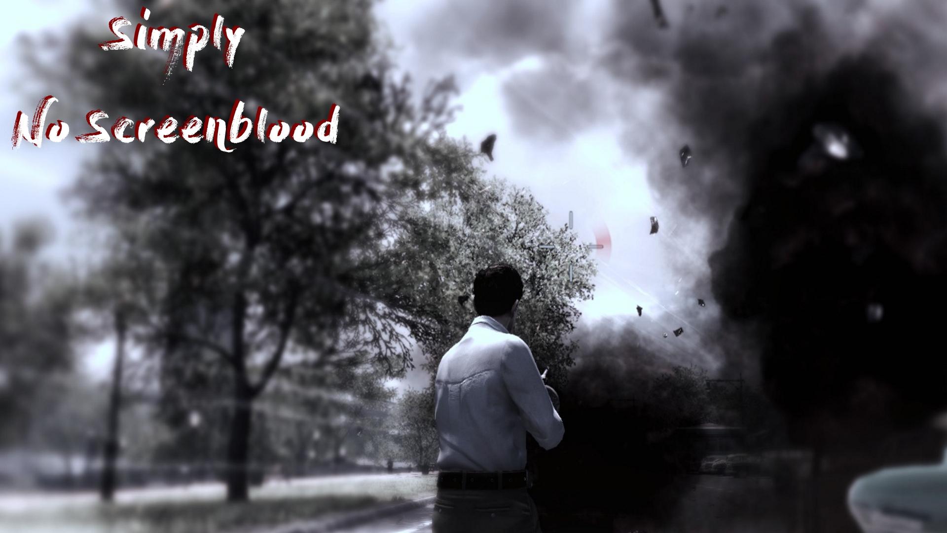 Simply No Screenblood