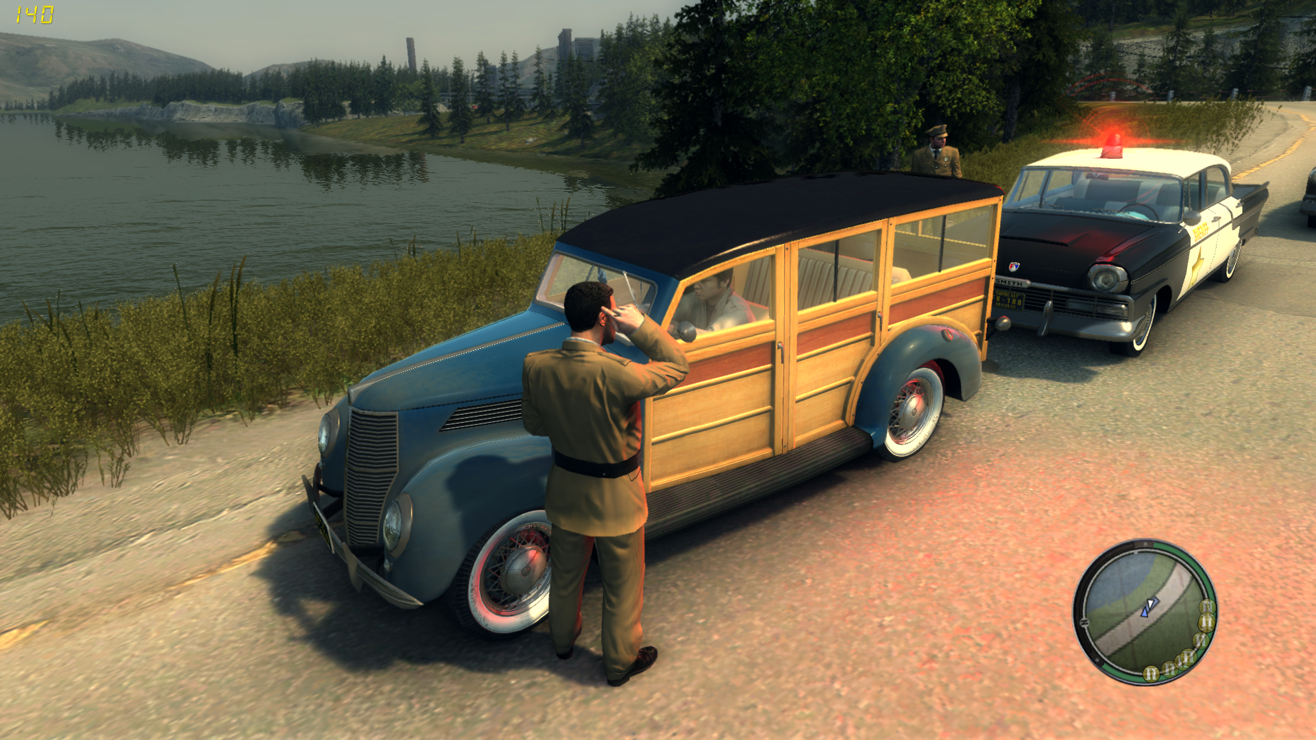 Mafia 2 Cops Mod/Collection
