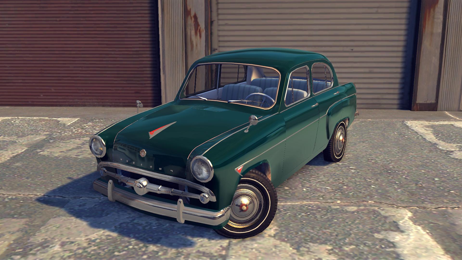1959 Moskvitch 407