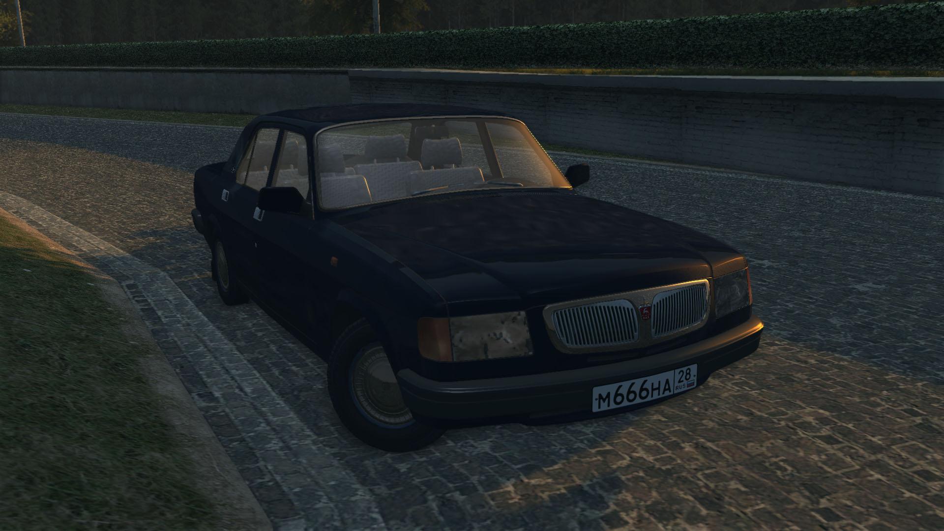 1999 GAZ 3110 Volga