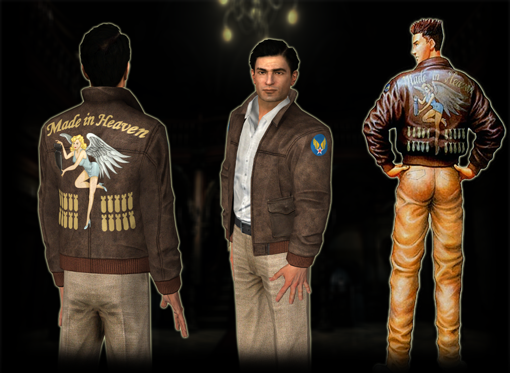 Resident Evil's 'Made in Heaven' Jacket