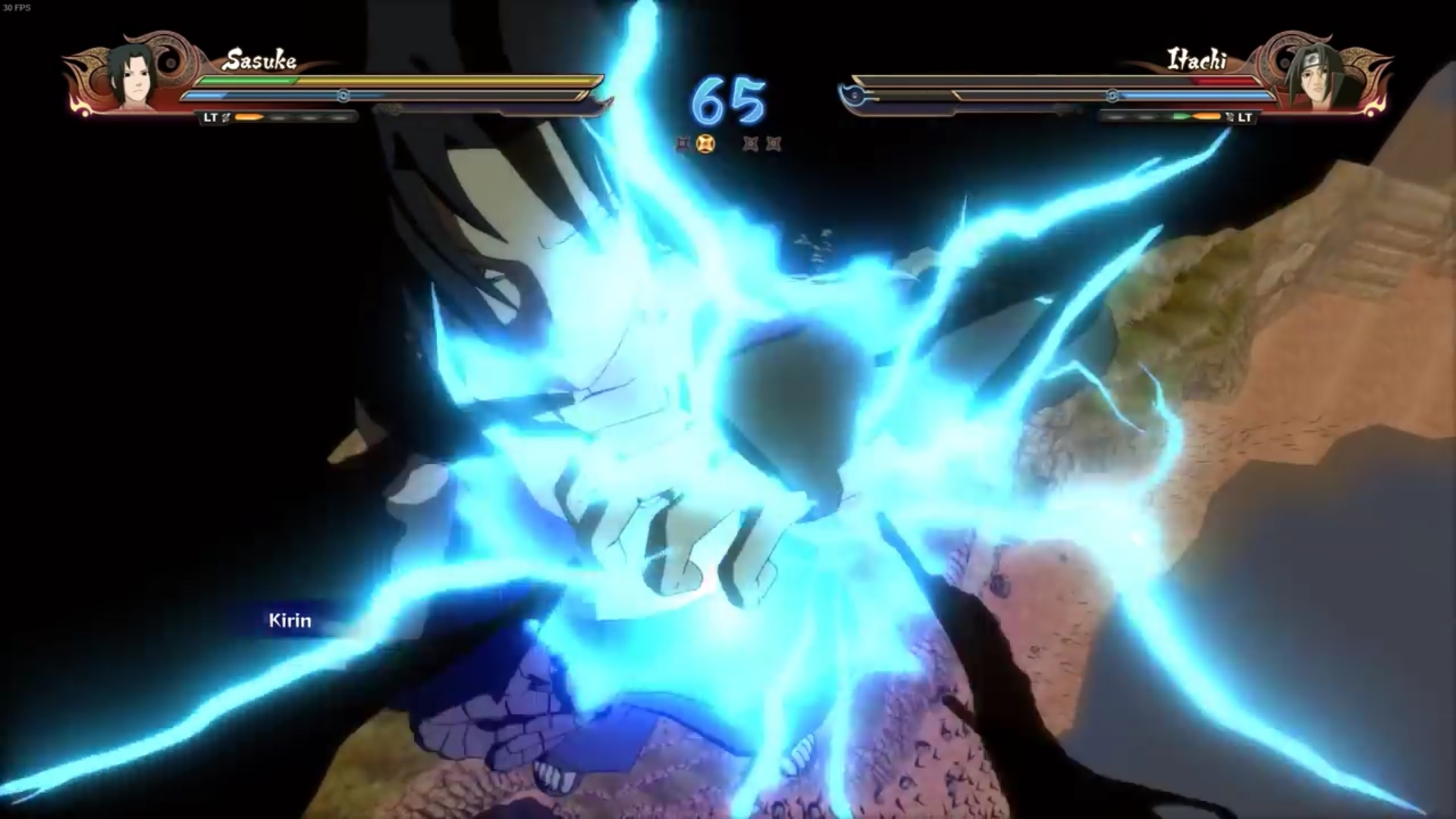 Swordsman Sasuke moveset by CrownClown Anime And Gaming [Link Fixed]