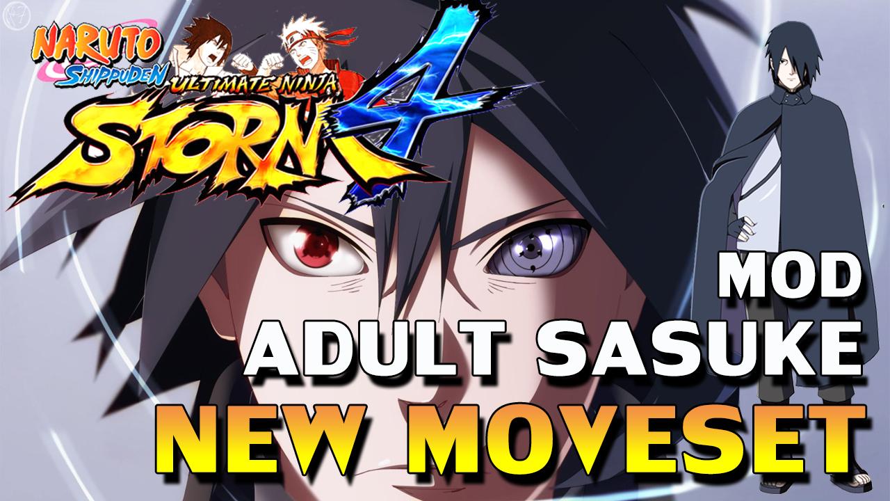 adult sasuke mod 2019