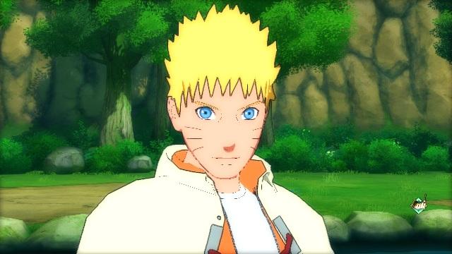 NSUNS4 – Naruto(RTB) Open Jacket