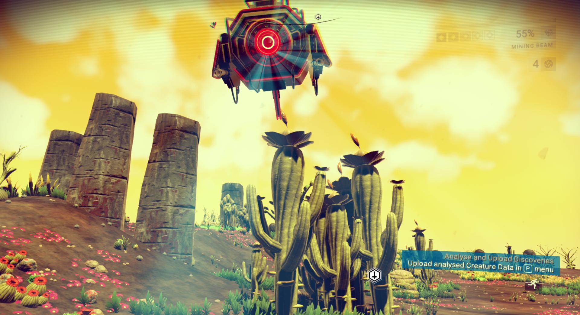 No random Sentinels on planets
