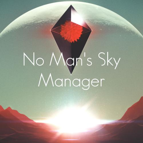 No Man's Sky Manager