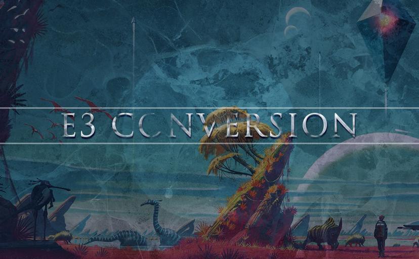 E3 Conversion Mod