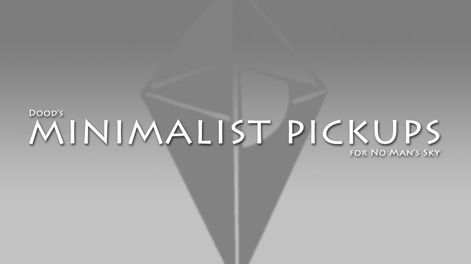 Dood's Minimalist Pickups