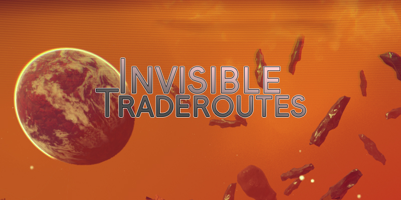 Nearly Invisible Traderoutes