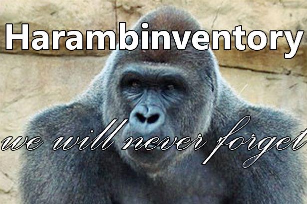 Harambinventory