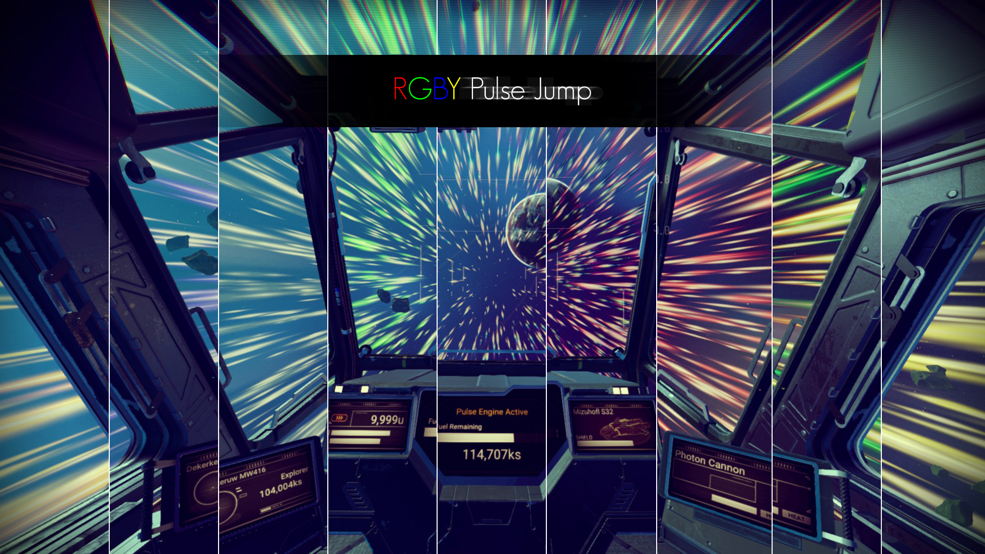 Xs3roN's RGBY Pulse Jump (v.1.0a)
