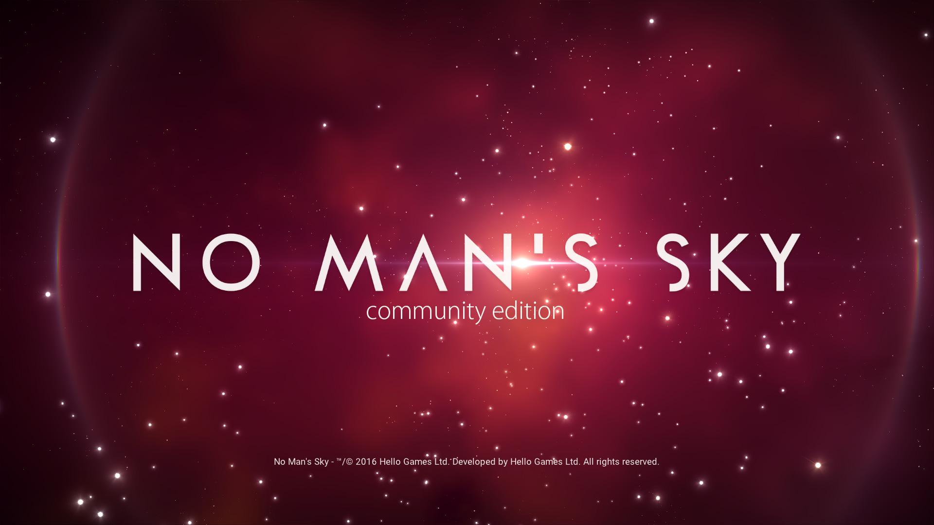 Community Edition Title