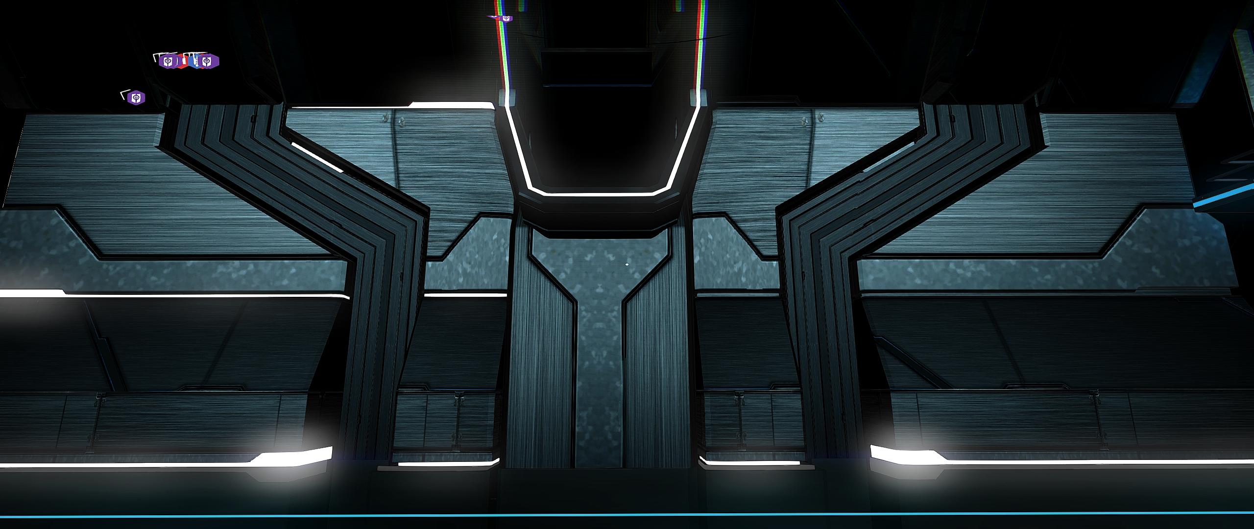 Space Station inside Retexture