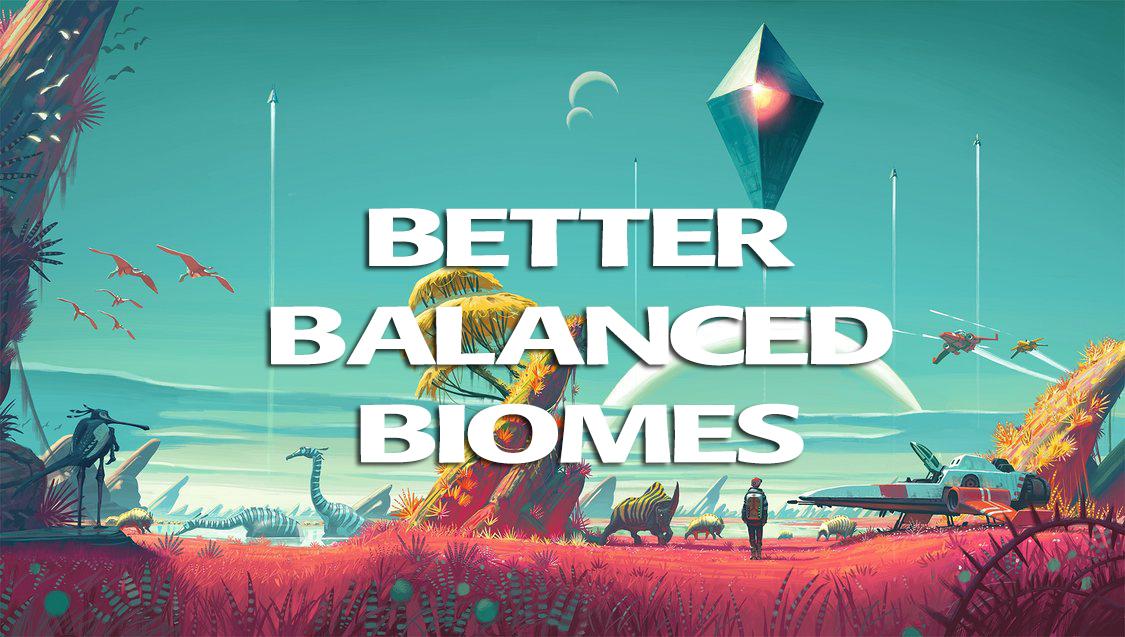 Better Balanced Biomes