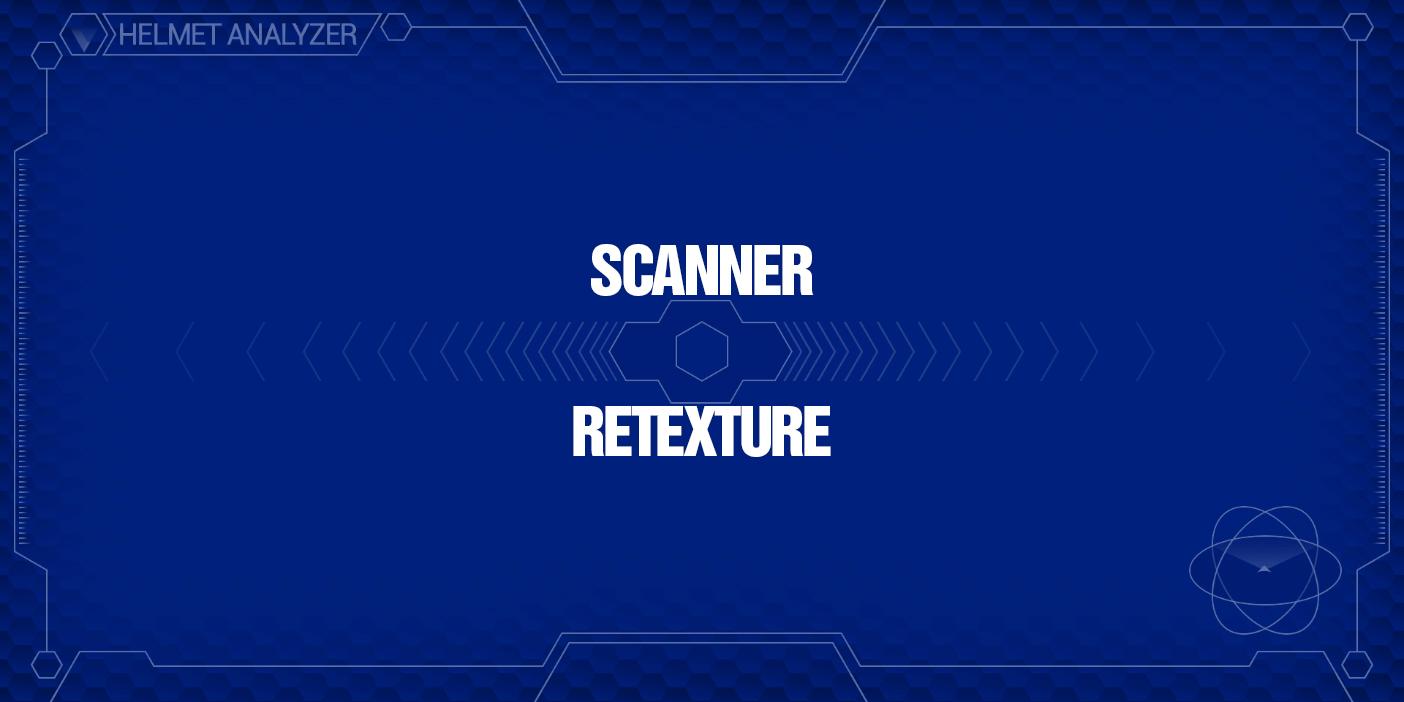 Scanner Retexture