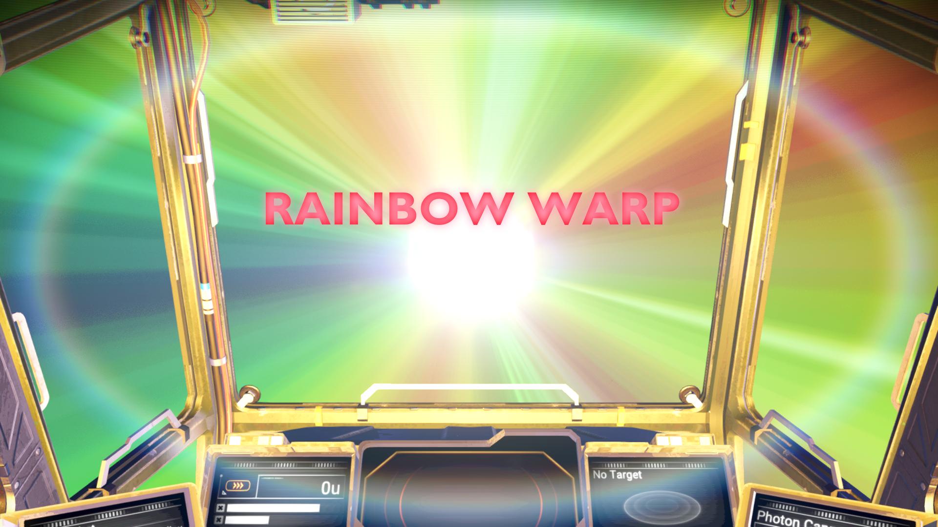 Rainbow Warp – Light and Heavy