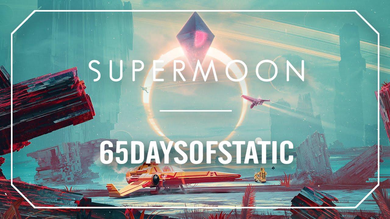 Supermoon Intro Music