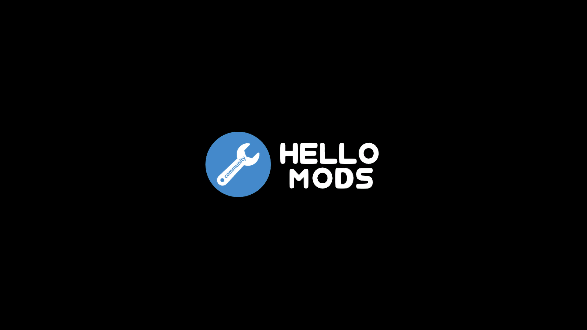 Hello Mods – A community title to replace 'Hello Games' in the start menu