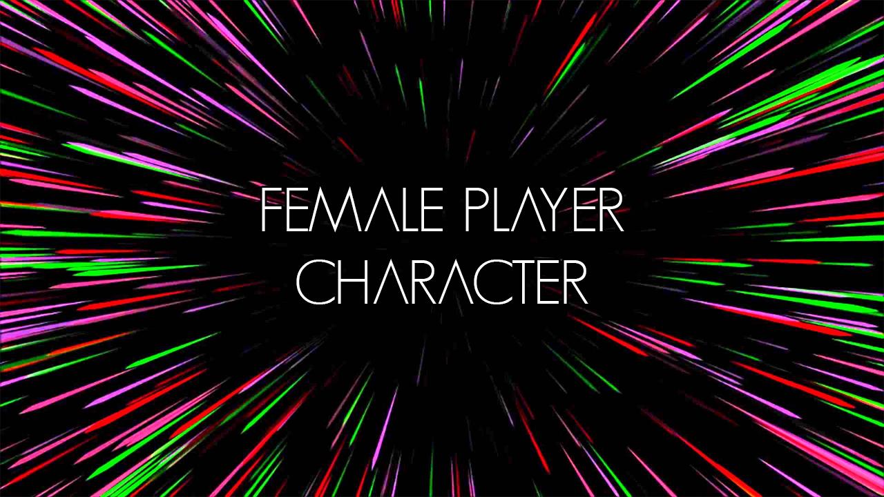 Female Player Character Overhaul