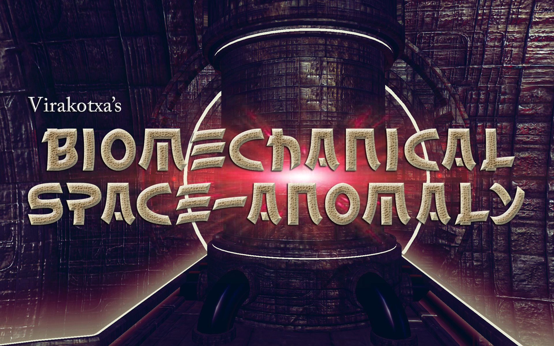 Biomechanical Space-Anomaly