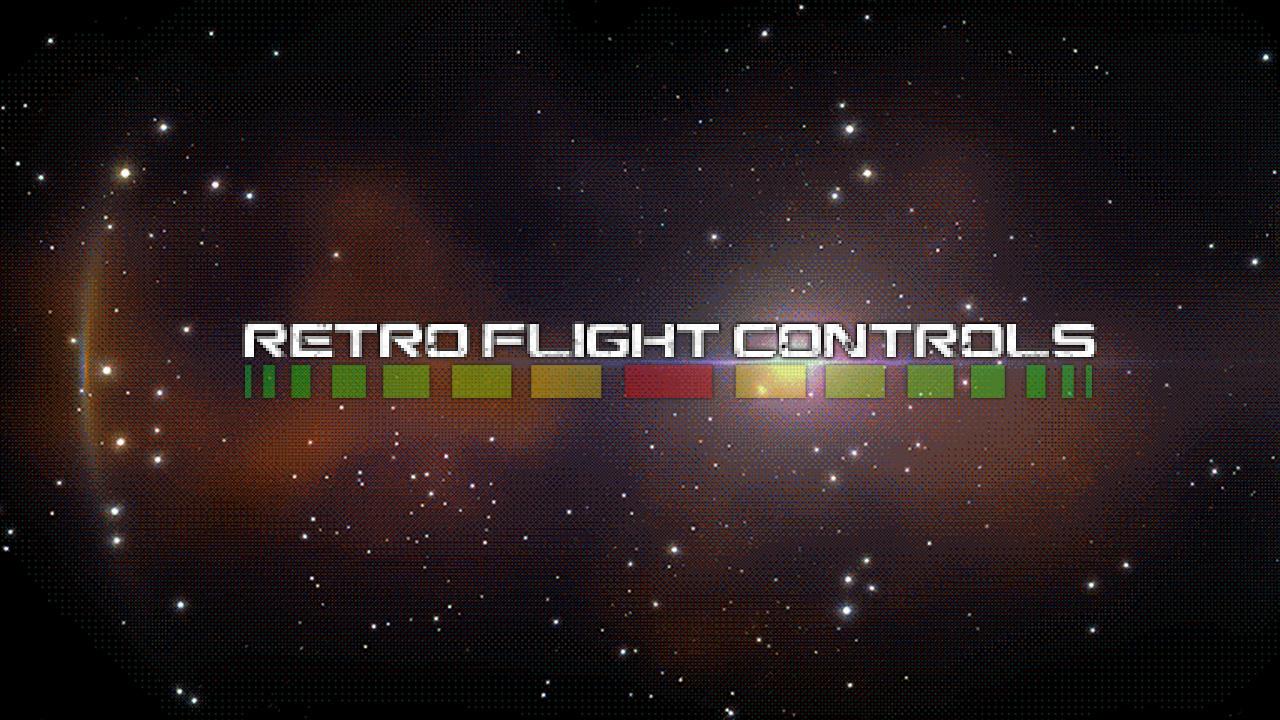 Retro Flight Controls