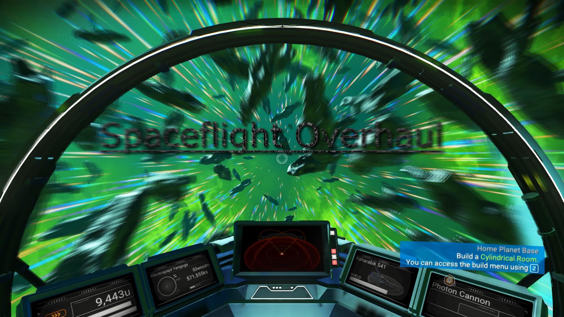 Spaceflight Overhaul, Pathfinder Edition.