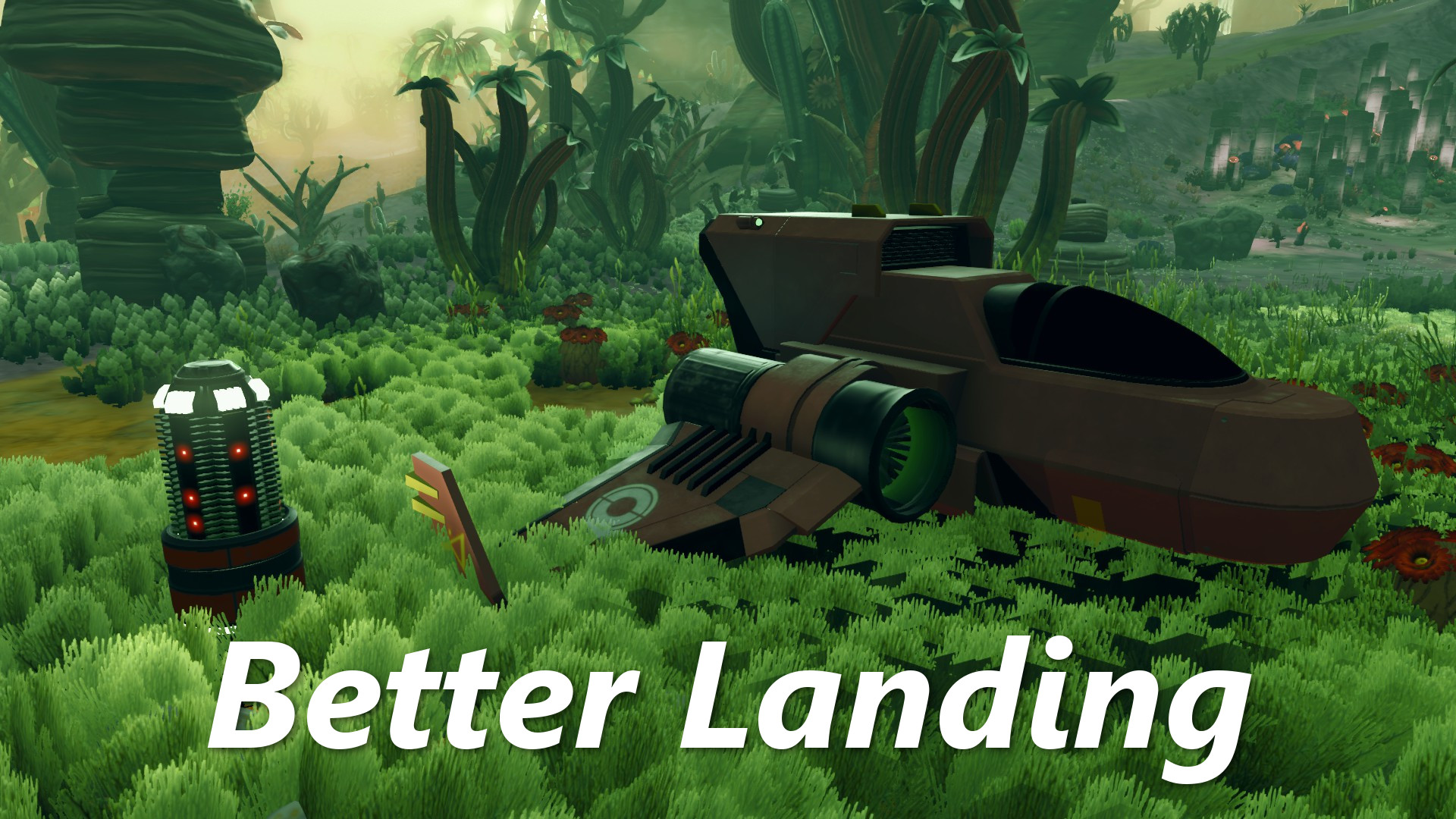 Better Landing (Pathfinder)