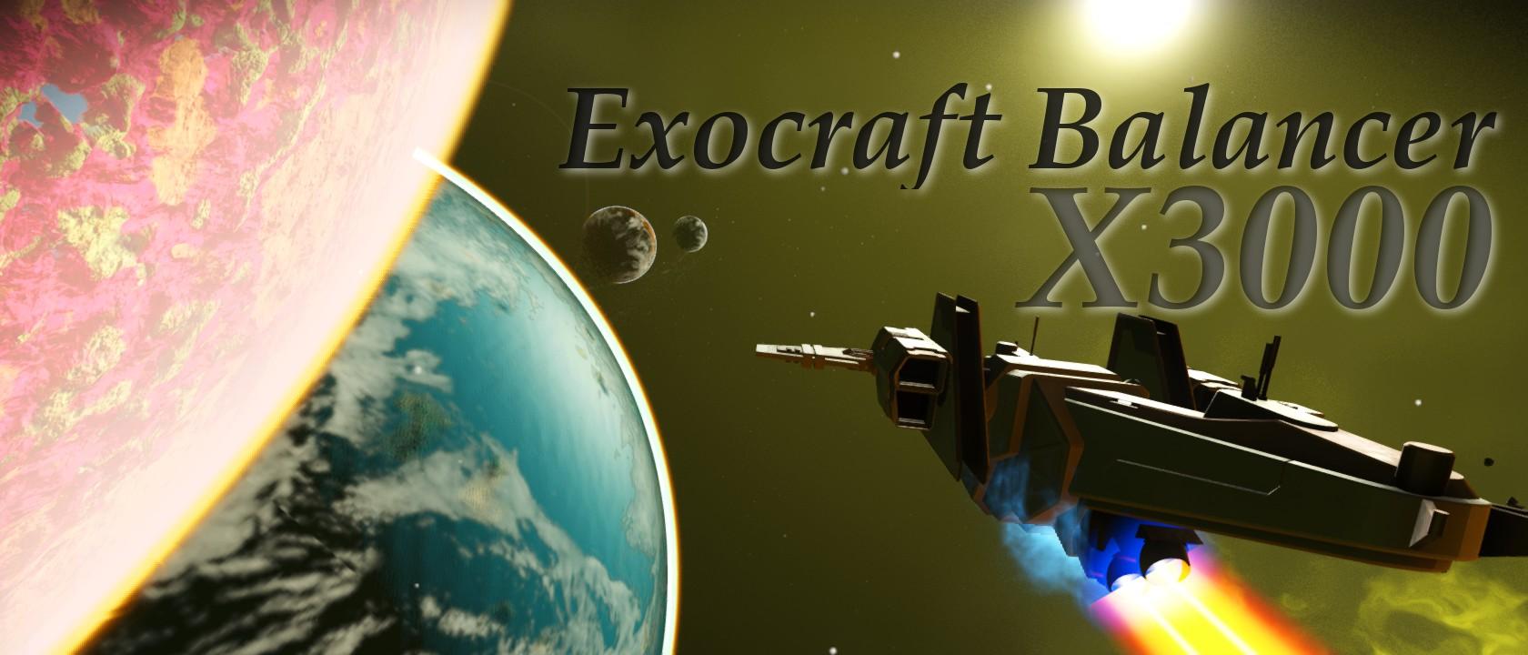 ExocraftX3000