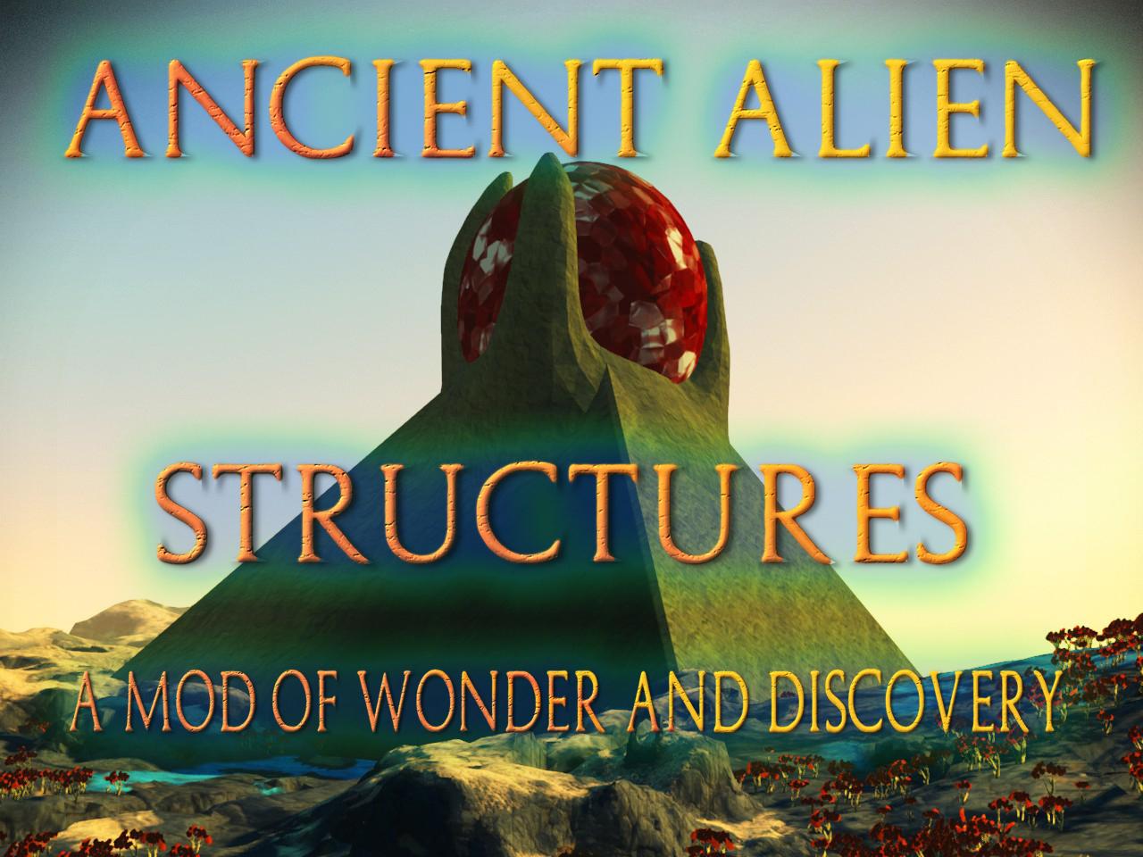 Ancient Alien Structures