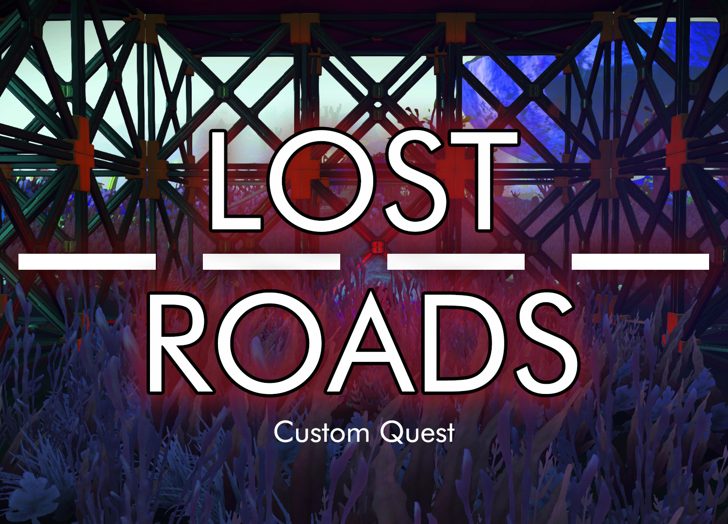 Lost Roads – Custom Quest (Proof-of-Concept)