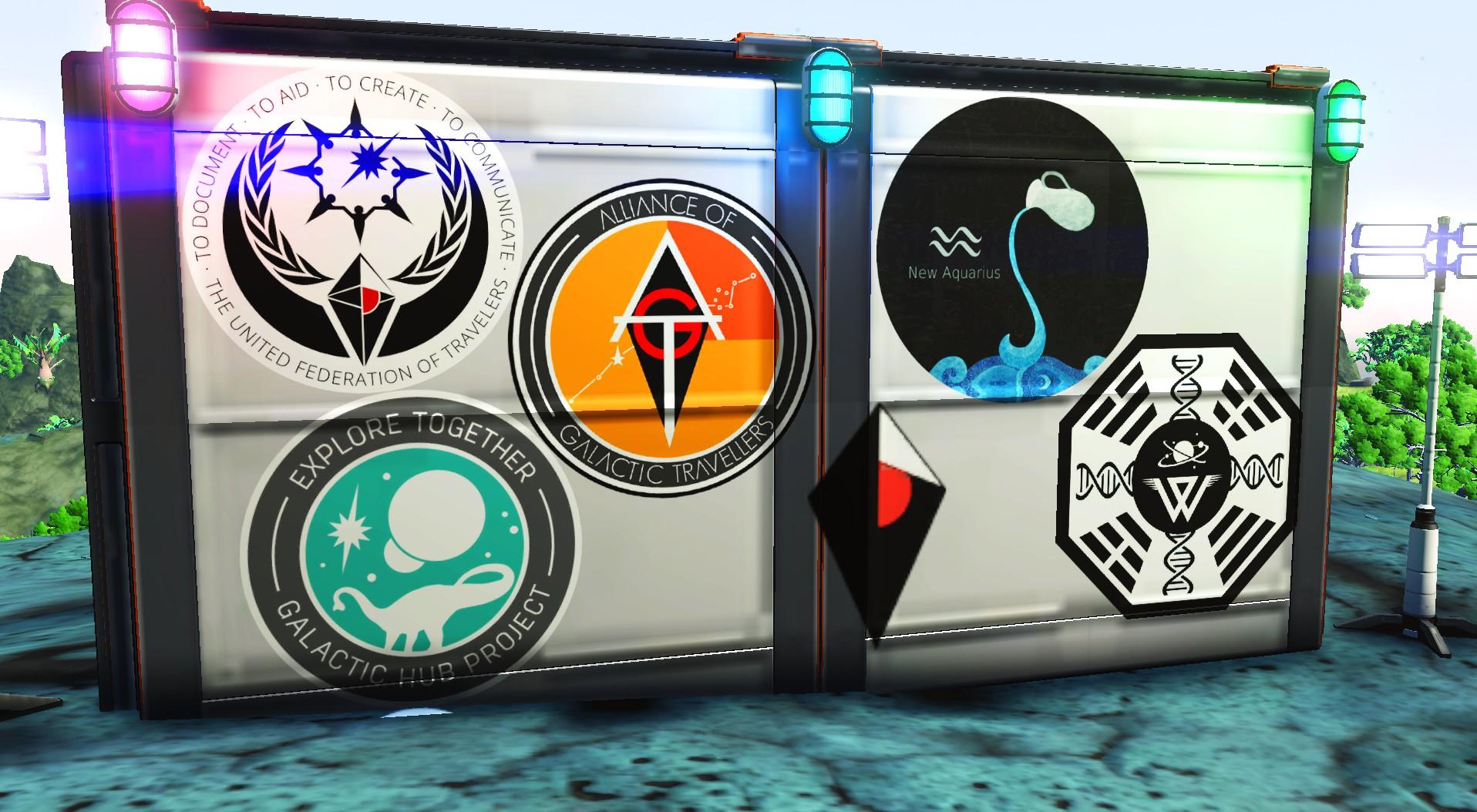 Community Emblems